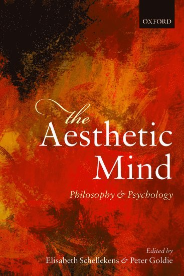 bokomslag The Aesthetic Mind: Philosophy and Psychology