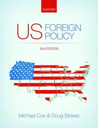 bokomslag US Foreign Policy
