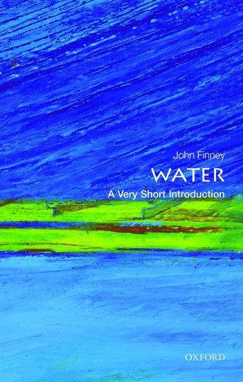 bokomslag Water: a very short introduction