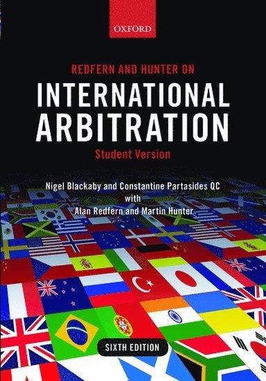 bokomslag Redfern and Hunter on International Arbitration