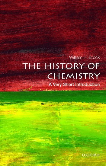 bokomslag The History of Chemistry: A Very Short Introduction