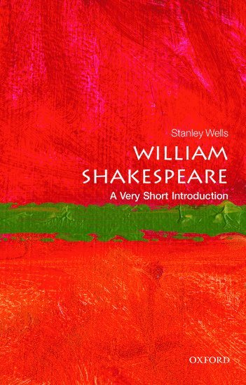 bokomslag William shakespeare: a very short introduction