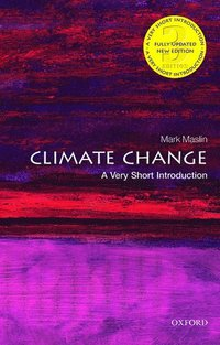 bokomslag Climate Change: A Very Short Introduction