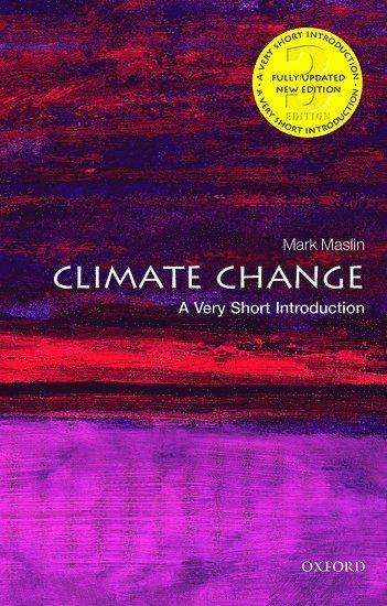 bokomslag Climate Change: A Very Short Introduction