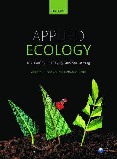 bokomslag Applied Ecology