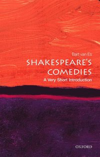 bokomslag Shakespeare's Comedies: A Very Short Introduction