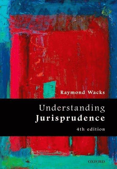 bokomslag Understanding Jurisprudence