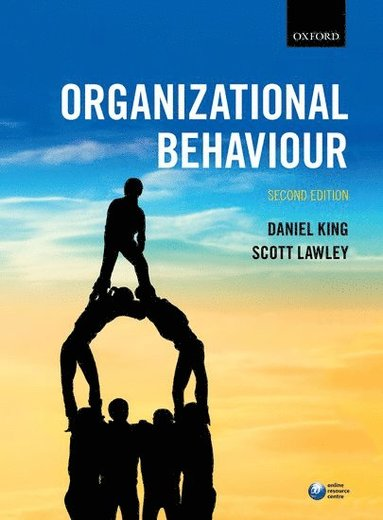 bokomslag Organizational Behaviour