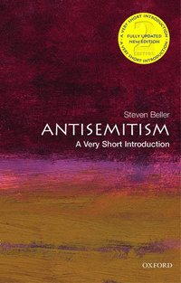 bokomslag Antisemitism: a very short introduction