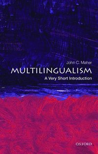 bokomslag Multilingualism: A Very Short Introduction