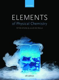 bokomslag Elements of Physical Chemistry