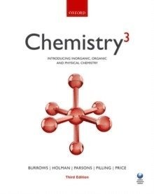 bokomslag Chemistry(3): Introducing inorganic, organic and physical chemistry
