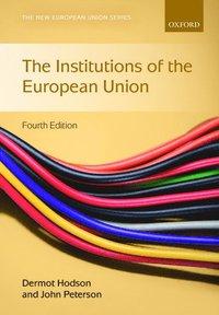 bokomslag Institutions of the european union