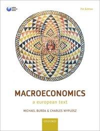 bokomslag Macroeconomics: a European Text