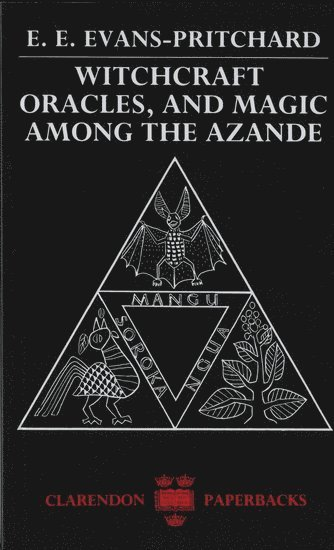 bokomslag Witchcraft, Oracles and Magic Among the Azande