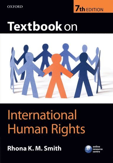 bokomslag Textbook on international human rights