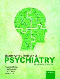 bokomslag Shorter Oxford Textbook of Psychiatry