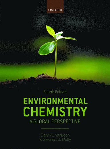 bokomslag Environmental Chemistry