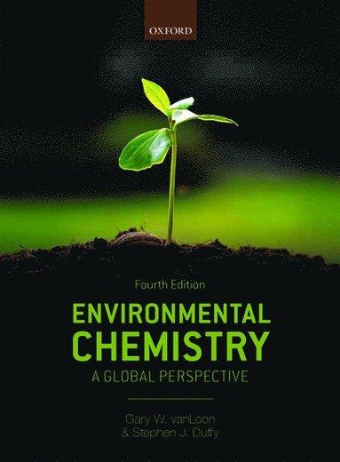 bokomslag Environmental Chemistry: A global perspective