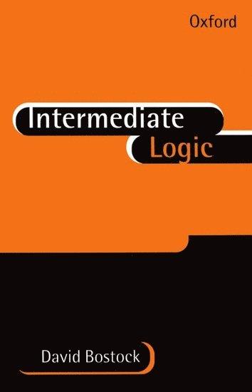 bokomslag Intermediate Logic