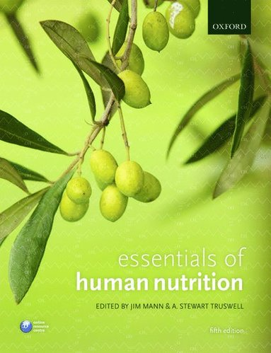 bokomslag Essentials of human nutrition