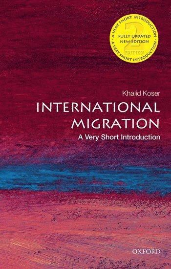 bokomslag International Migration: A Very Short Introduction