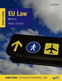 bokomslag EU Law Directions