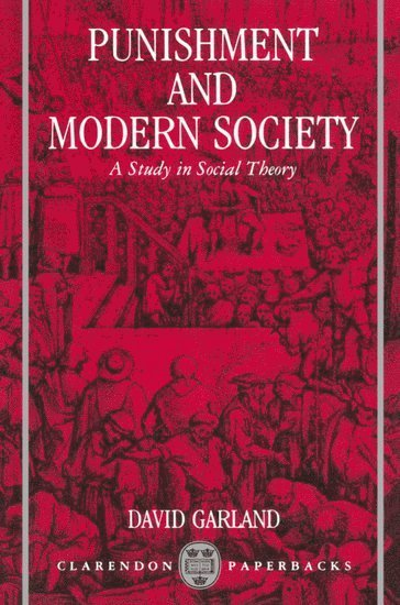 bokomslag Punishment and Modern Society