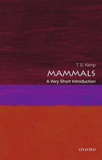 bokomslag Mammals: a very short introduction