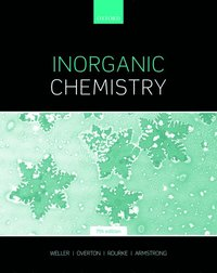 bokomslag Inorganic Chemistry