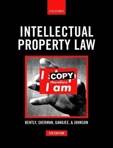 bokomslag Intellectual Property Law