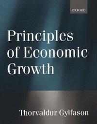 bokomslag Principles of Economic Growth
