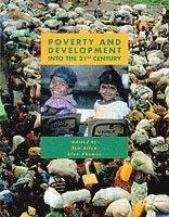 bokomslag Poverty and development