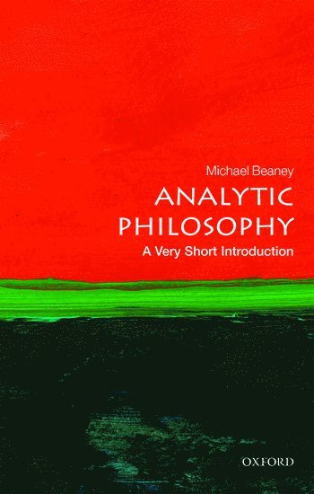 bokomslag Analytic Philosophy: A Very Short Introduction