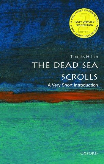 bokomslag The Dead Sea Scrolls: A Very Short Introduction
