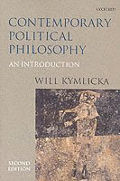 bokomslag Contemporary Political Philosophy: An Introduction