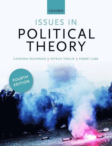 bokomslag Issues in Political Theory