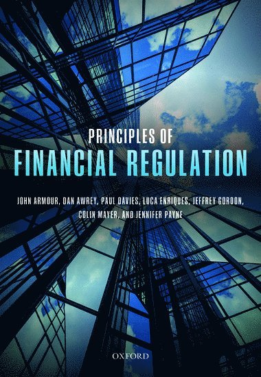 bokomslag Principles of Financial Regulation