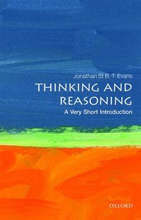 bokomslag Thinking and reasoning: a very short introduction