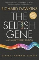 bokomslag The Selfish Gene: 40th Anniversary edition