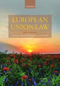 bokomslag European Union Law