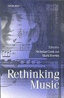 bokomslag Rethinking Music