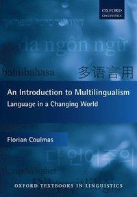 bokomslag An Introduction to Multilingualism