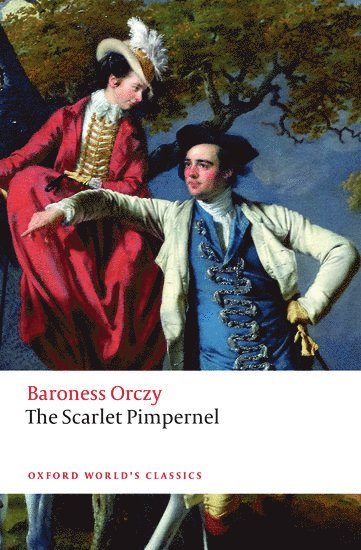 bokomslag Scarlet pimpernel