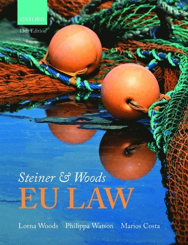 bokomslag Steiner & woods eu law
