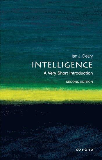 bokomslag Intelligence: A Very Short Introduction