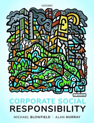 bokomslag Corporate Social Responsibility