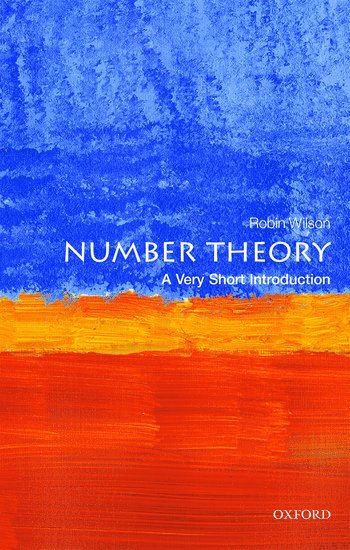bokomslag Number Theory: A Very Short Introduction