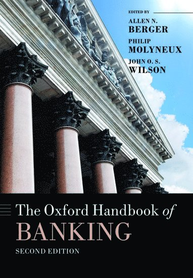 bokomslag The Oxford Handbook of Banking, Second Edition