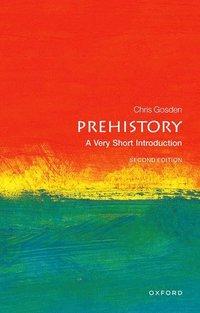 bokomslag Prehistory: A Very Short Introduction